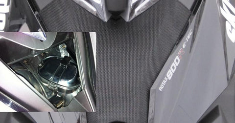 R&M Lightening Products, XM Hood Screen Kit, [product_type],  [variant_title] - Specialty Motorsports
