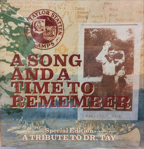 CD - A Song and A Time to Remember