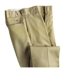 Dickies 874 Flat Front Pants - Poree's Embroidery