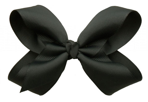 Hair Bows-Medium - Poree's Embroidery