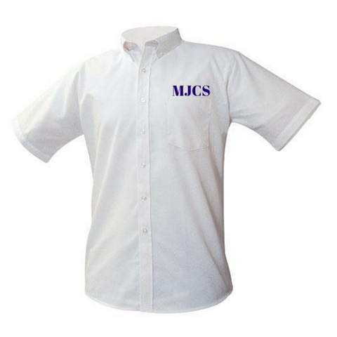 Morris Jeff Youth Oxford Shirt