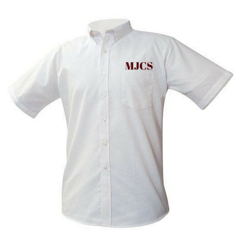 Morris Jeff  Adult Oxford Shirt (Middle School 6-8 Grades)
