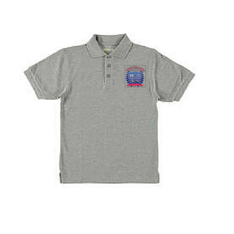 Alice Harte School Adult Polo Shirt (6-8 Grades) - Poree's Embroidery