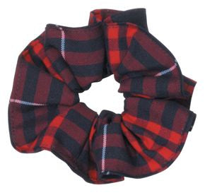 Plaid #37 Scrunchie