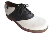 School Issue Women's Saddle Oxfords Shoes - Poree's Embroidery