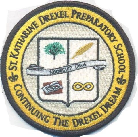 St. Katharine Drexel Patch - Poree's Embroidery