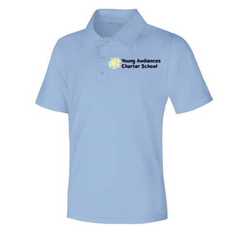 Young Audiences Adult Polo Shirt - Poree's Embroidery