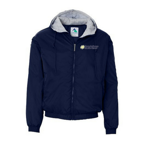 Young Audiences Youth Hooded Jacket - Poree's Embroidery