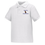 Christ First Christian Academy Polo Shirt (High School) - Poree's Embroidery