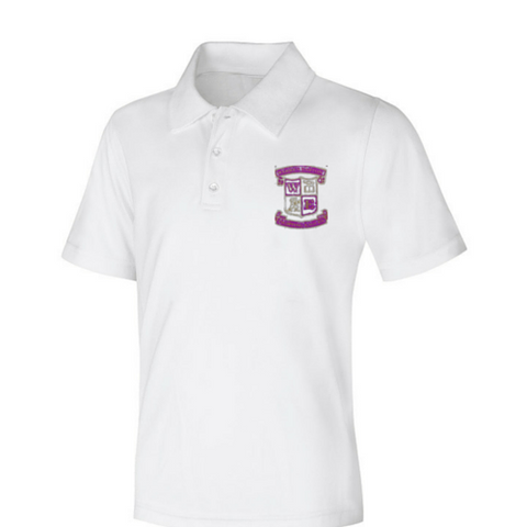 Warren Easton Polo Shirt (Crest Logo)