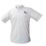Warren Easton Oxford Shirt (WE Logo) - Poree's Embroidery
