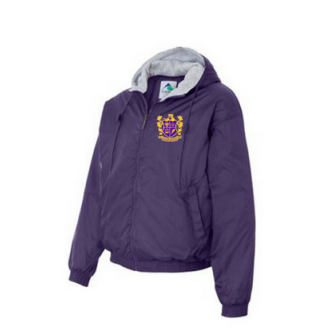 Edna Karr Hooded Jacket