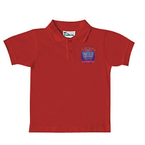 Alice Harte School Adult Polo Shirt (K-5th Grade) - Poree's Embroidery