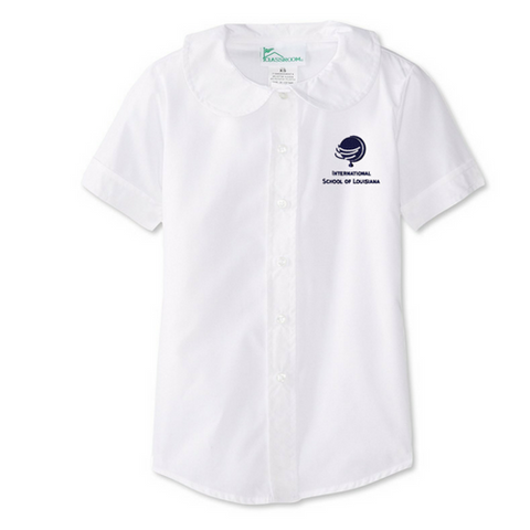 ISL Youth Peter Pan Shirt - Poree's Embroidery