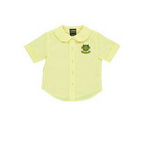McDonogh #32 Girls Peter Pan Blouse (Pre K- 3rd Grade) - Poree's Embroidery