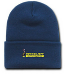 Morris Jeff Community High School Beanie Hat