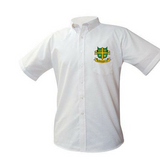 McDonogh #32 Literacy Charter Adult Oxford Shirt (6th-8th Grade) - Poree's Embroidery