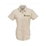 Morris Jeff Community High School Twill Shirts (Ladies Cut)