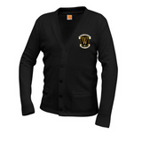 Phillis Wheatley Elementary School Cardigan Sweater - Poree's Embroidery