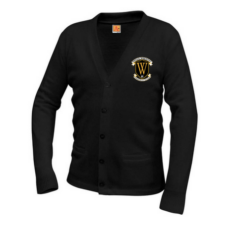 Phillis Wheatley Elementary School Cardigan Sweater