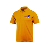 Mary D. Coghill Gold Polo Shirt (K-4th Grade) - Poree's Embroidery