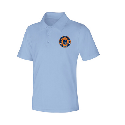 Village de l'est Einstein Charter School Polo Shirt - Poree's Embroidery