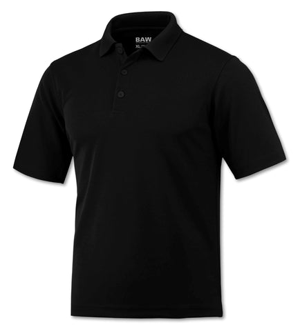 Solid Cool-Tek Polo Shirts - Poree's Embroidery