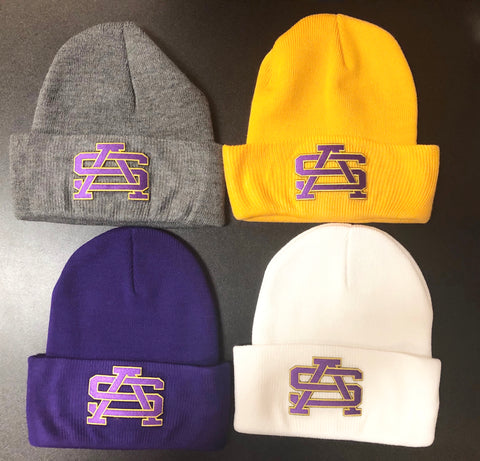St. Augustine Solid SA Beanies - Poree's Embroidery