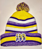 St. Augustine Marching 100 Beanie - Poree's Embroidery