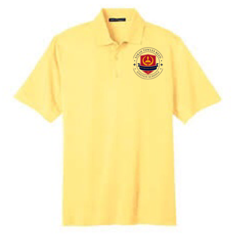 Sarah T. Reed High School Polo Shirt - Poree's Embroidery
