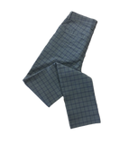 Plaid #99 Pants-Slim Fit Leg - Poree's Embroidery
