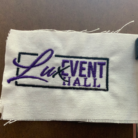 LUX Event Hall - Poree's Embroidery