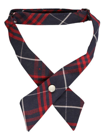 Plaid #37 Cross Tie