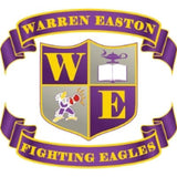 Warren Easton Crest Logo - Poree's Embroidery