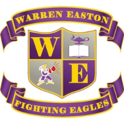 Warren Easton Crest Logo