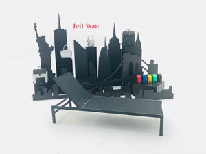 Jeff Wan's Launch Collection