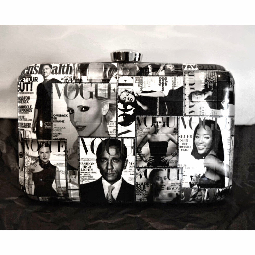 The Vogue style clutch