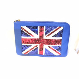 British Clutch Bag