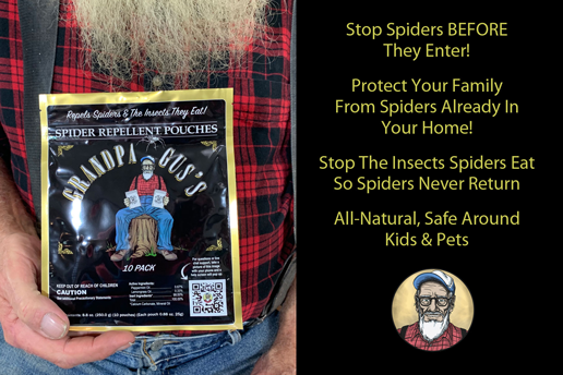spider repellent