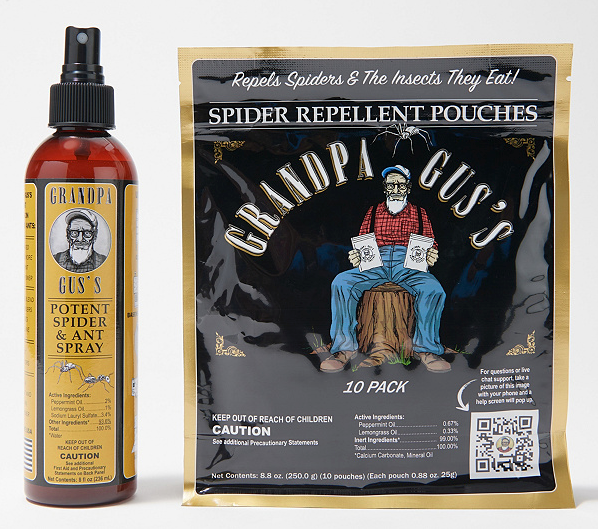 Spider Repellent Kit