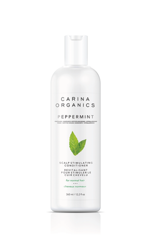 Peppermint Cooling Scalp Stimulating Conditioner - Carina Organics