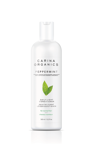 Peppermint Daily Light Conditioner - Carina Organics