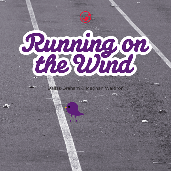 "SIGNED BY THE AUTHOR!  ""Running on the Wind"" - by Meghan Waldron, PRF's Youth Ambassador"