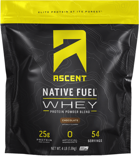 Ascent Protein Powder Samples