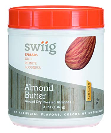 Extra Scoop Almond Butter