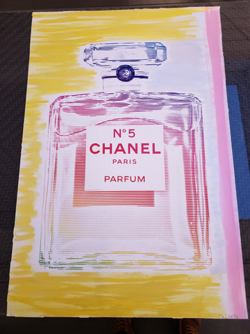 Mr. Clever - Chanel No 5 - French Rives Edition
