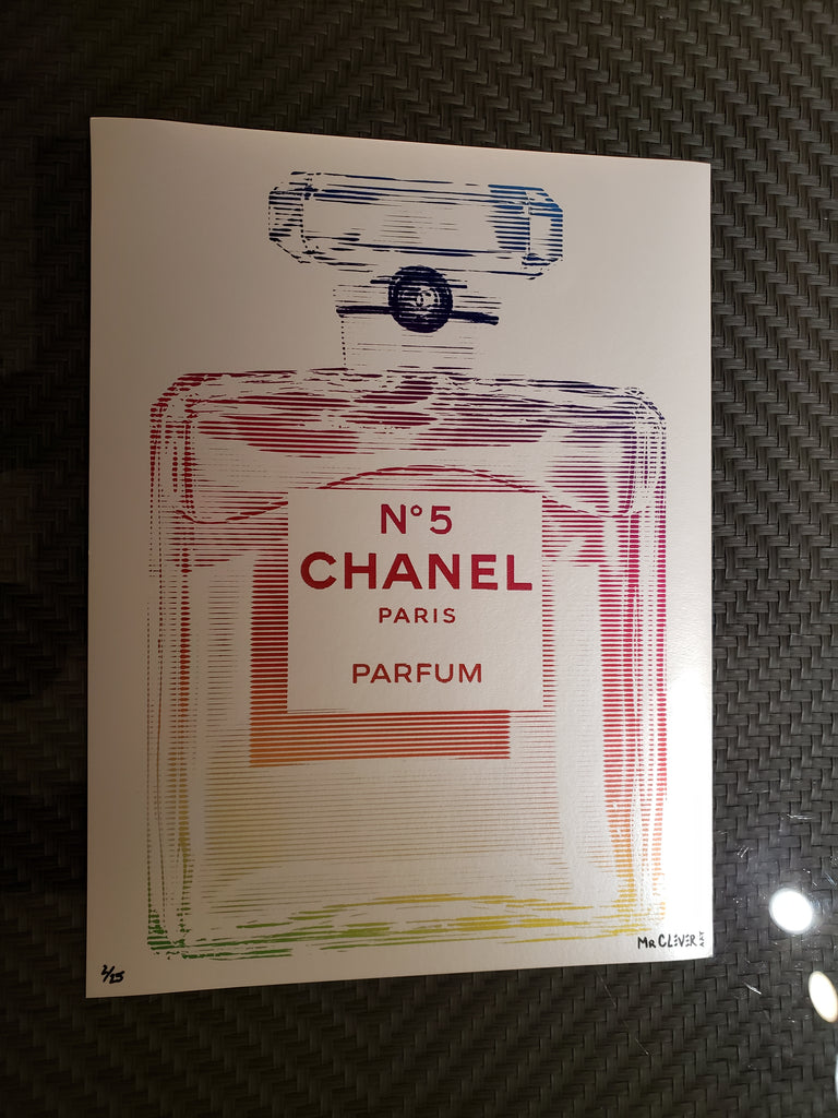 Mr. Clever - Chanel No 5 Rainbow