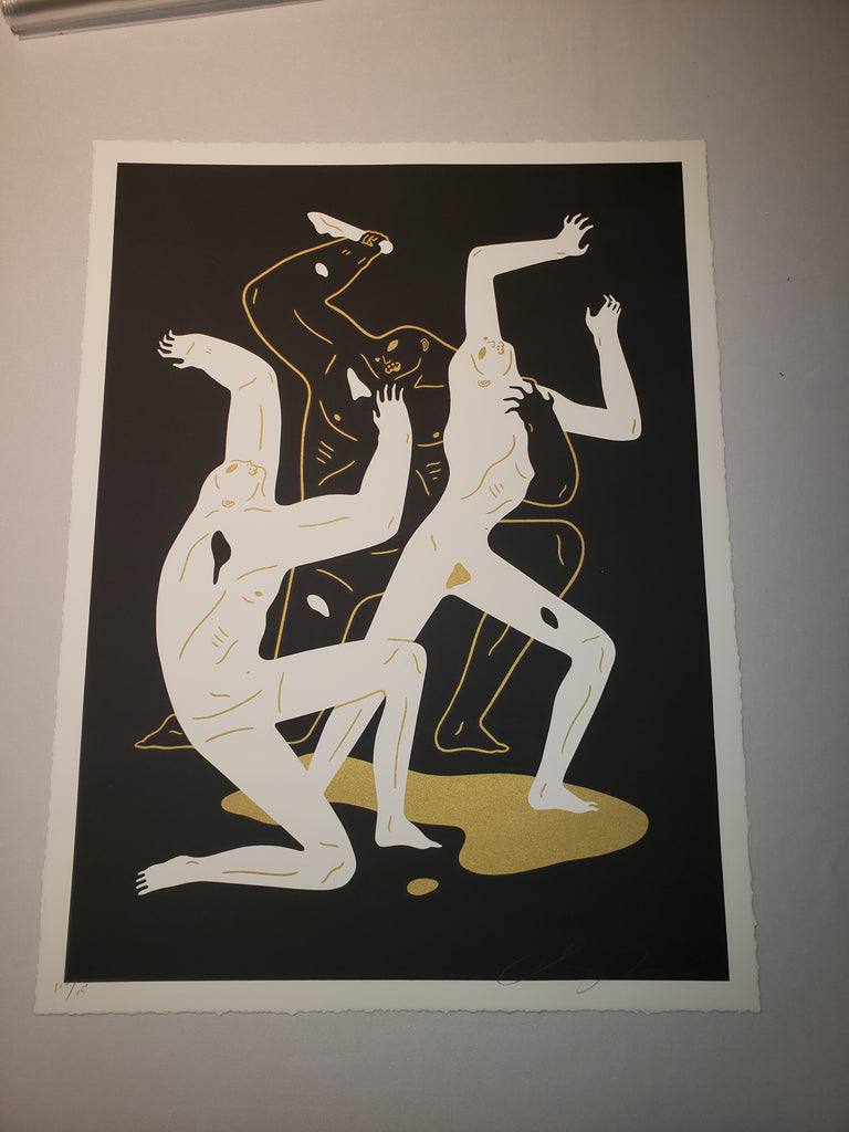 "Cleon Peterson - ""Heathens"" (2017)"