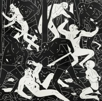 Cleon Peterson - Judgement (Set of 9)