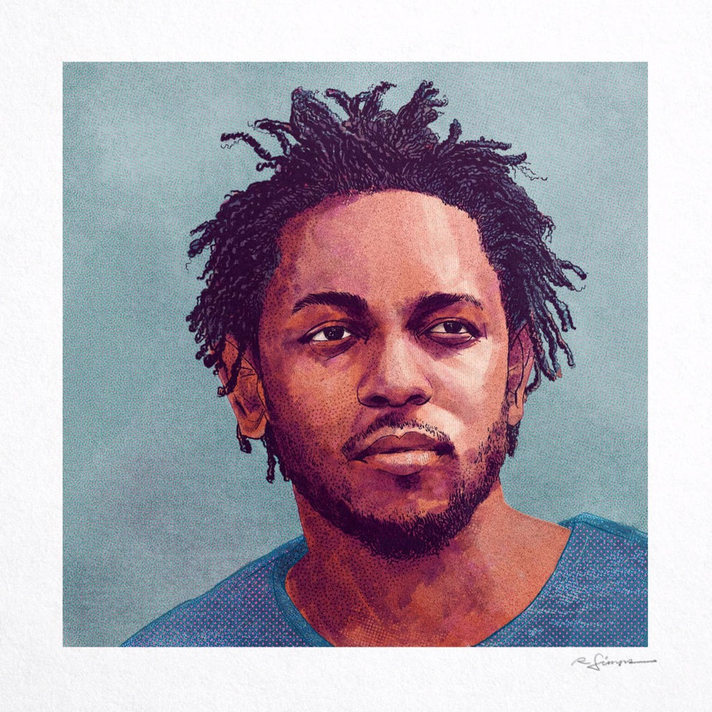 "Ryan Simpson - ""Kendrick"""